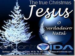 Jesus the true Christmas