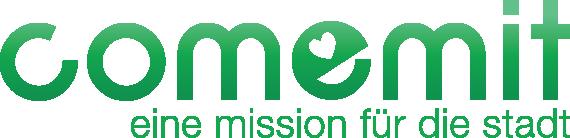 logo comemit eine mission für die stadt
